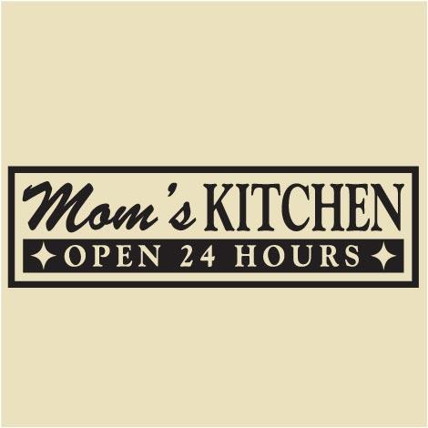 WA -12 Mom\'s Kitchen Wall Art