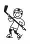 307 -Hockey Boy