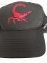 Adjustable Black STC10 hat