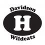 Davidson Wildcats SCH-3