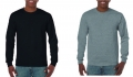 Gildan Long Sleeve Cotton tee