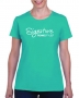 Cotton tee- Ladies