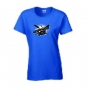Tops/ Ladies Heavy Cotton T-Shirt