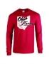 Tops/ Heavy Cotton Long Sleeve T-Shirt