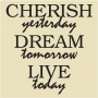 WA -05 Cherish Dream Live