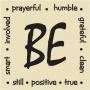 WA -06 Be  Positive Be True