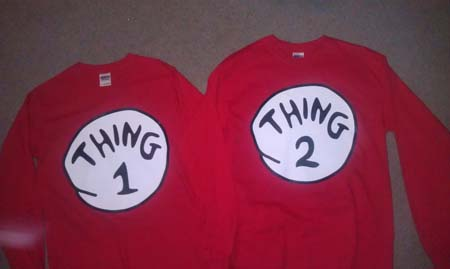 b-thing shirts